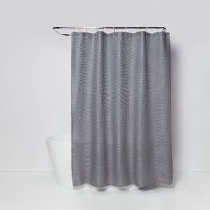 NEW Target Gray Shower Curtain & Liner 🌿